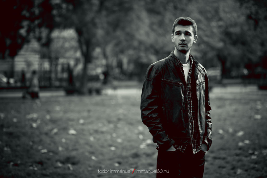 Modell: Dochkin Aleksandr, Fotó: Fodor Immánuel