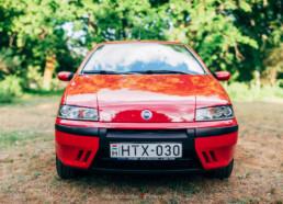 Fiat Punto II 1.2 16V HLX motorháztető
