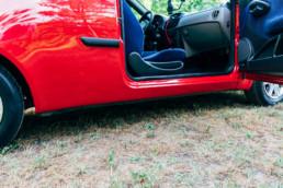 Fiat Punto II 1.2 16V HLX jobb küszöb