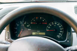 Fiat Punto II 1.2 16V HLX óracsoport