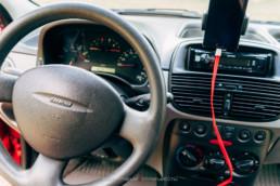 Fiat Punto II 1.2 16V HLX műszerfal