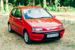 Fiat Punto II 1.2 16V HLX bal első sárvédő