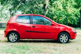 Fiat Punto II 1.2 16V HLX díszléc