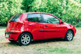 Fiat Punto II 1.2 16V HLX fényezés