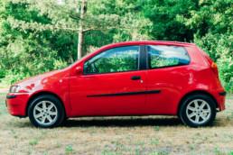 Fiat Punto II 1.2 16V HLX kilincs